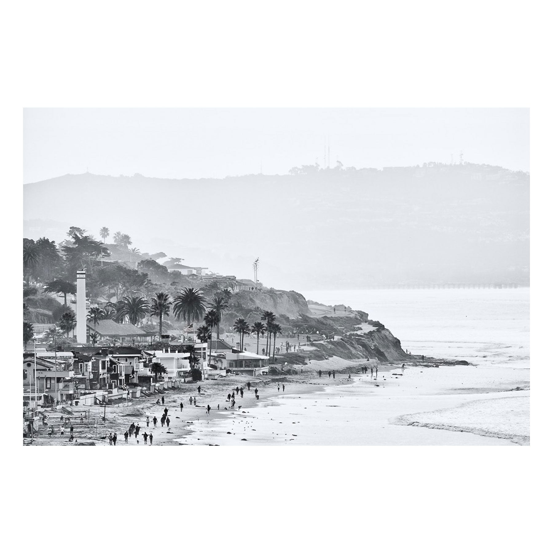 Fine Art Prints - People Of Del Mar II