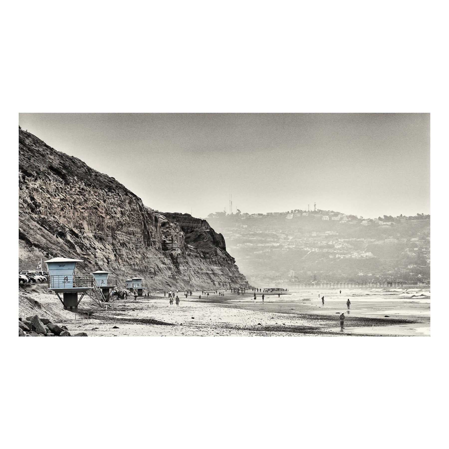 Fine Art Prints - People Of Torrey Pines