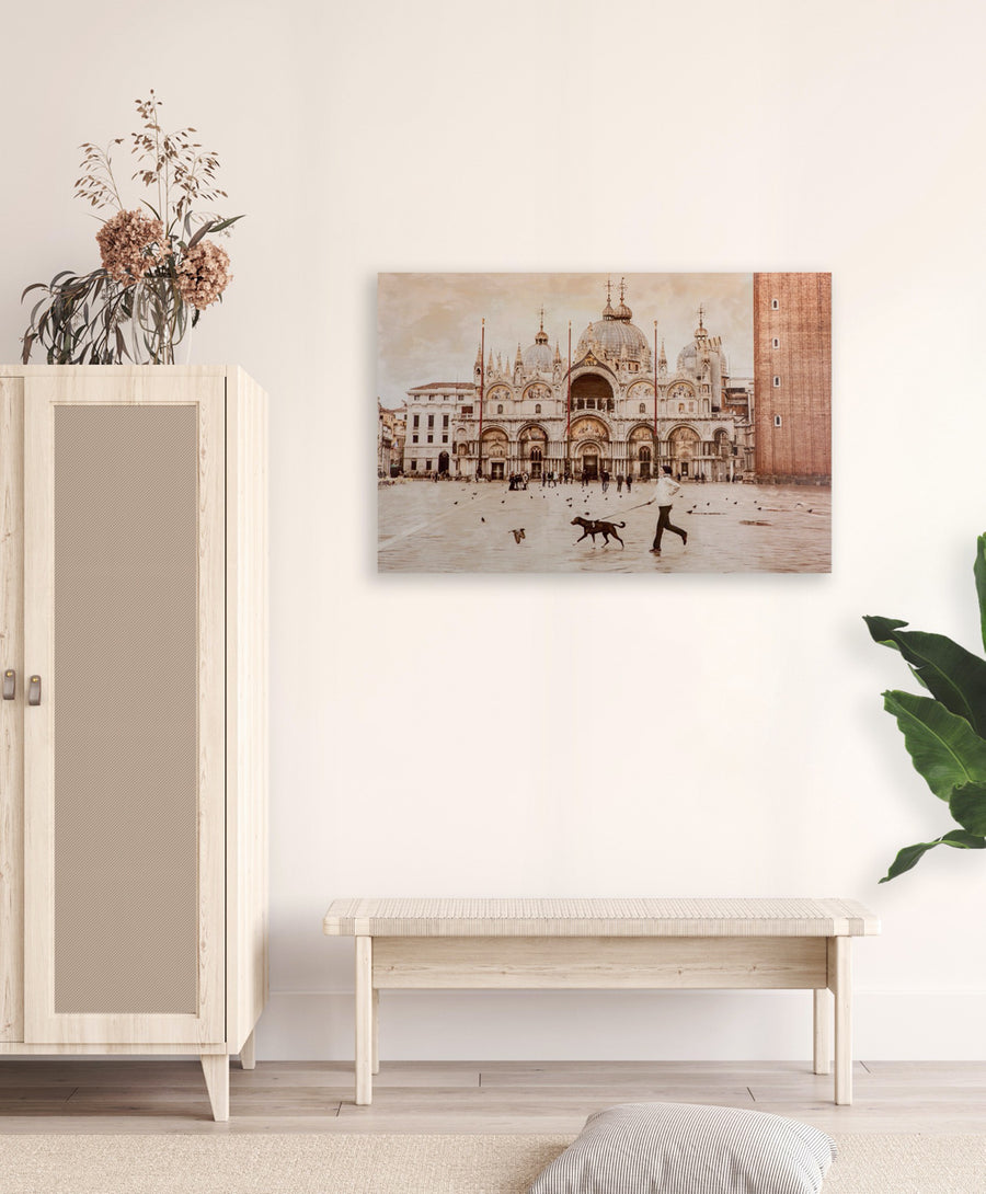 Fine Art Prints - Piazza San Marco