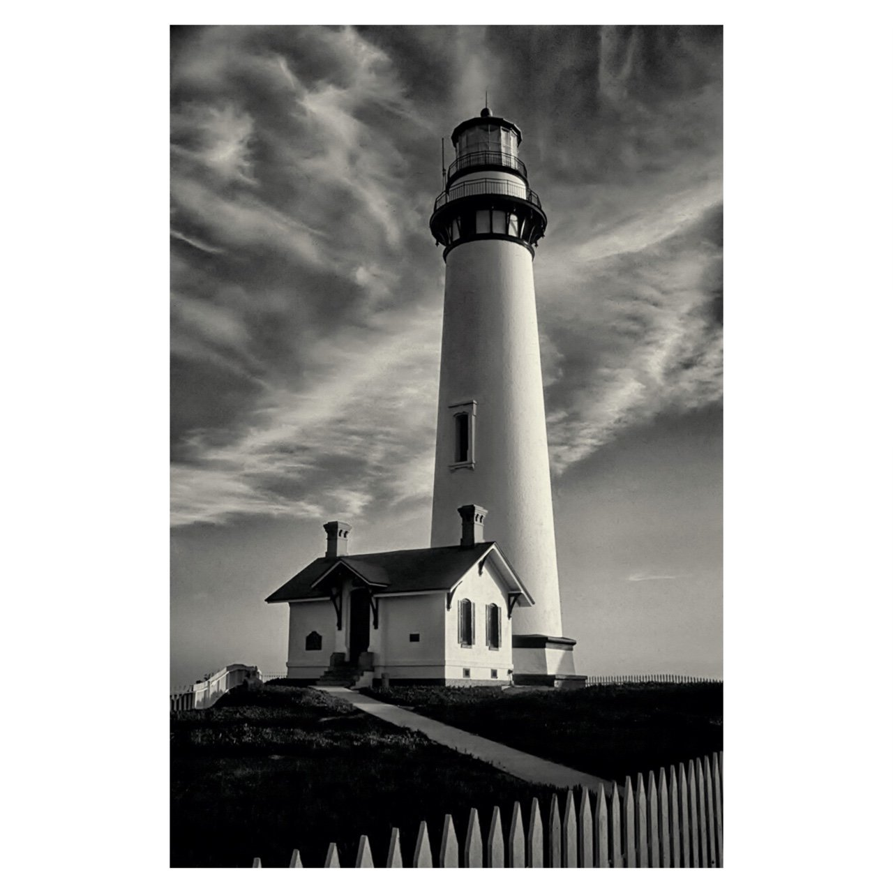 "Fine Art Prints - ""Pigeon Point"" 