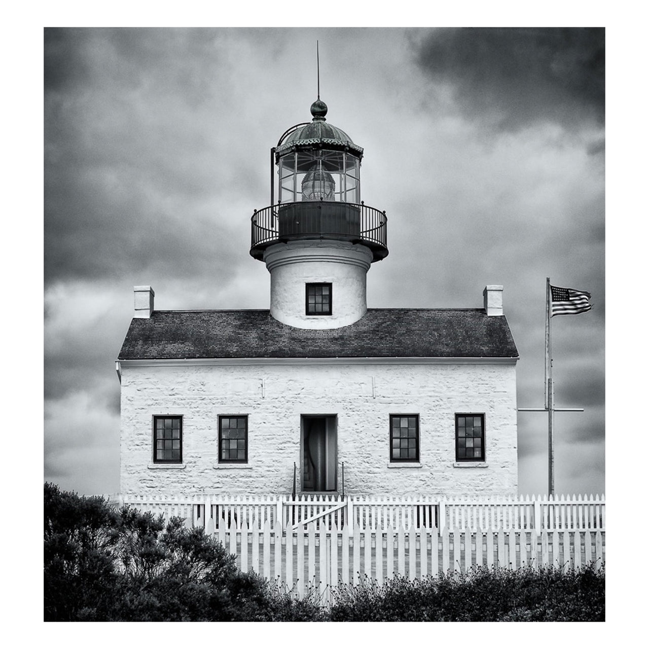 Fine Art Prints - Point Loma Lighthouse