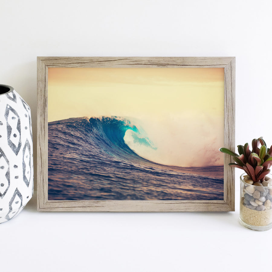 "Fine Art Prints - ""Retro Surf"" 