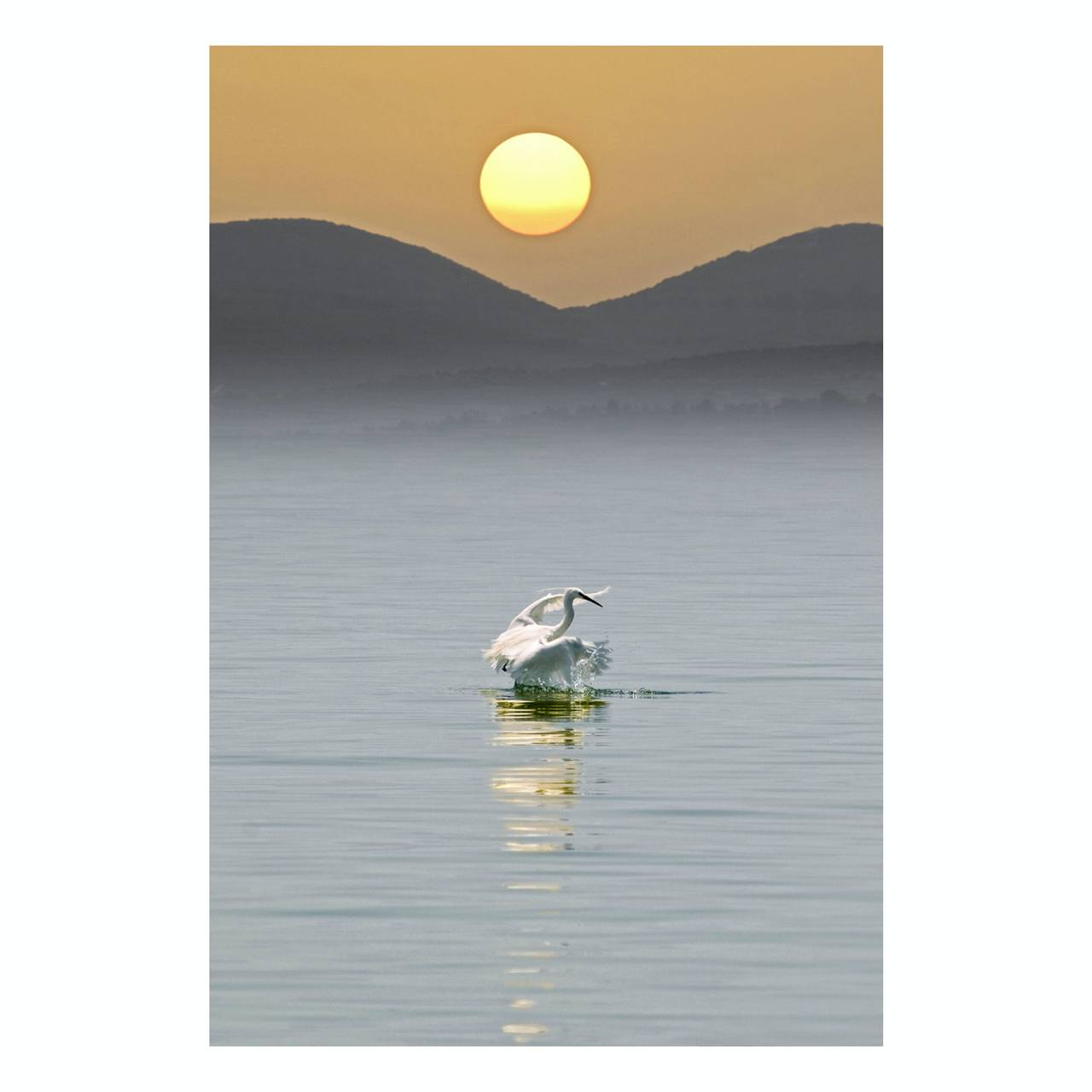 "Fine Art Prints - ""Sea Of Galilee"" 