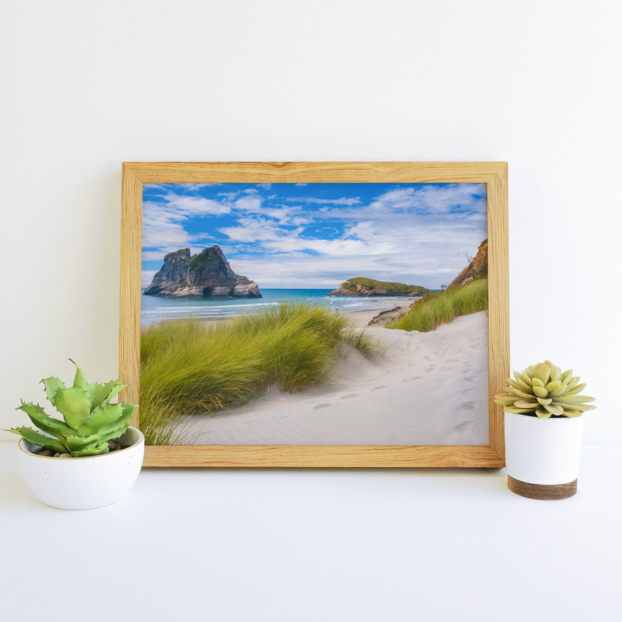 "Fine Art Prints - ""Seaside Escape"" 