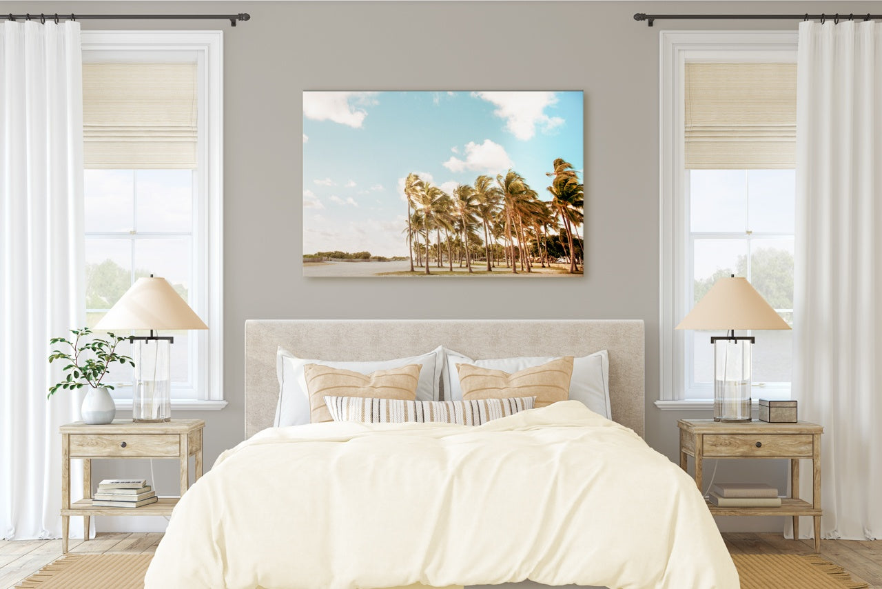 "Fine Art Prints - ""Soft Blue Skies Of Florida"" 