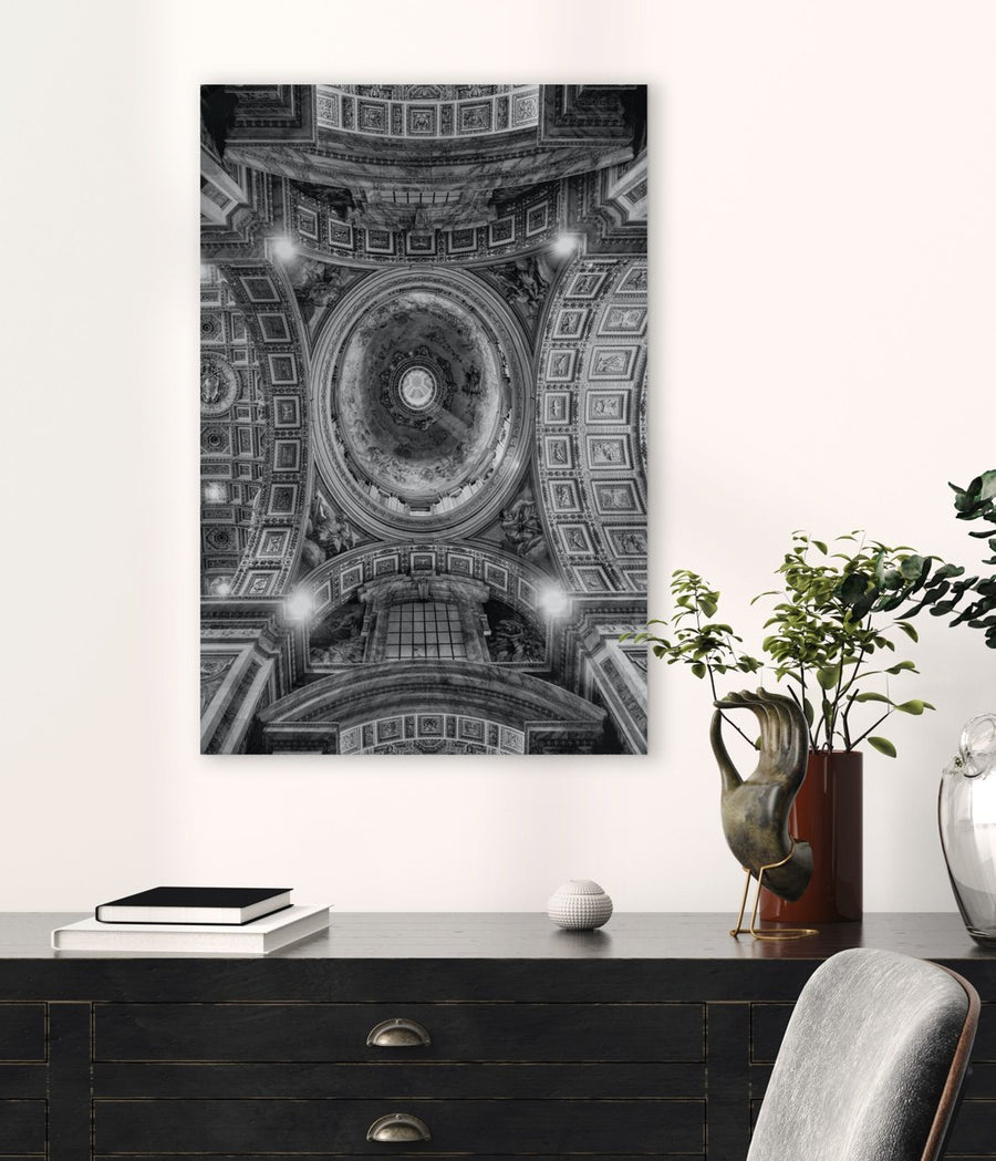 "Fine Art Prints - ""St. Peter's Interior"" 