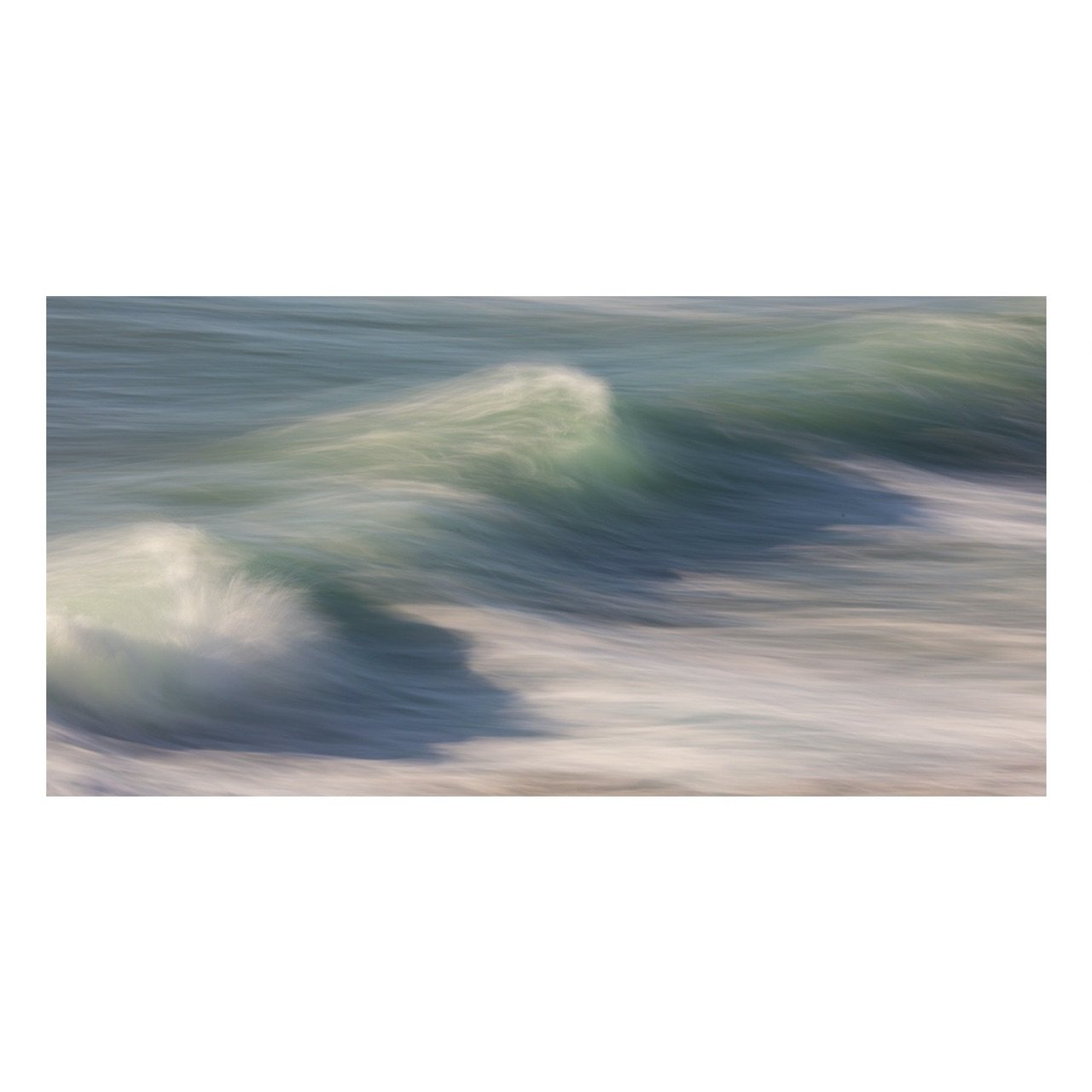 "Fine Art Prints - ""Surging Surf"" 