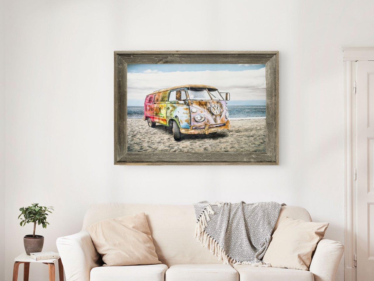 Fine Art Prints - The California Bus