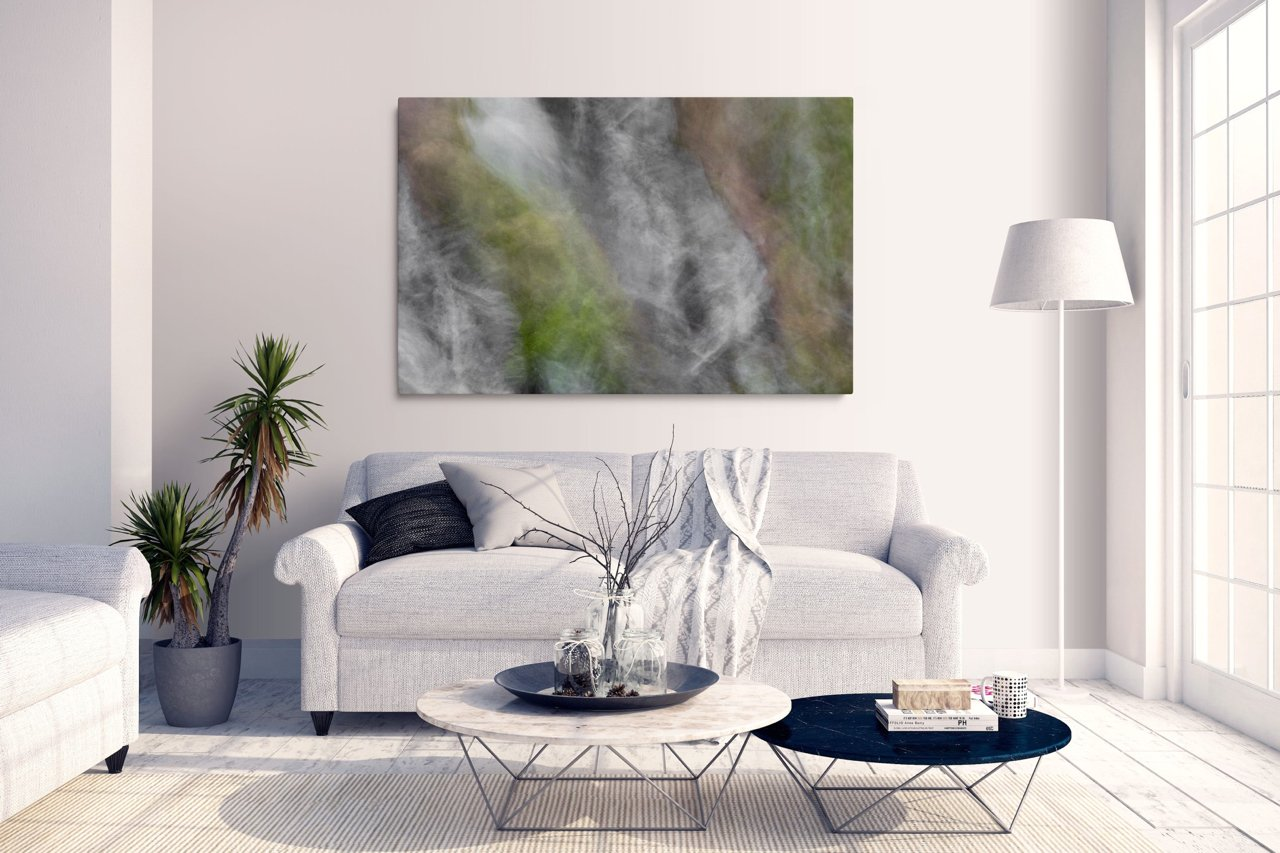 "Fine Art Prints - ""The Energy Of The Falls"" 
