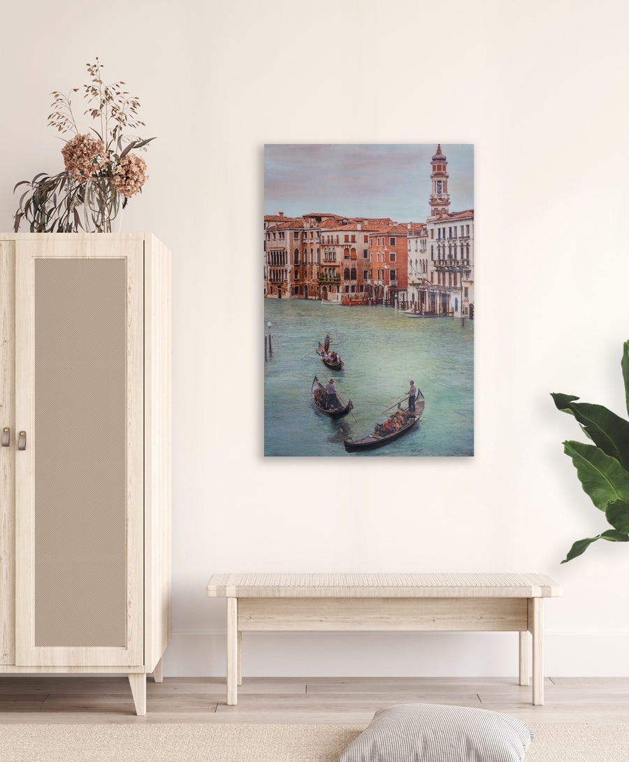 Fine Art Prints - The Grand Canal