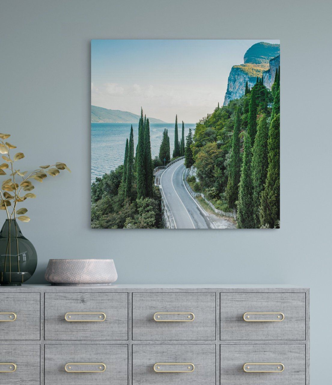 "Fine Art Prints - ""The Scenic Route"" 