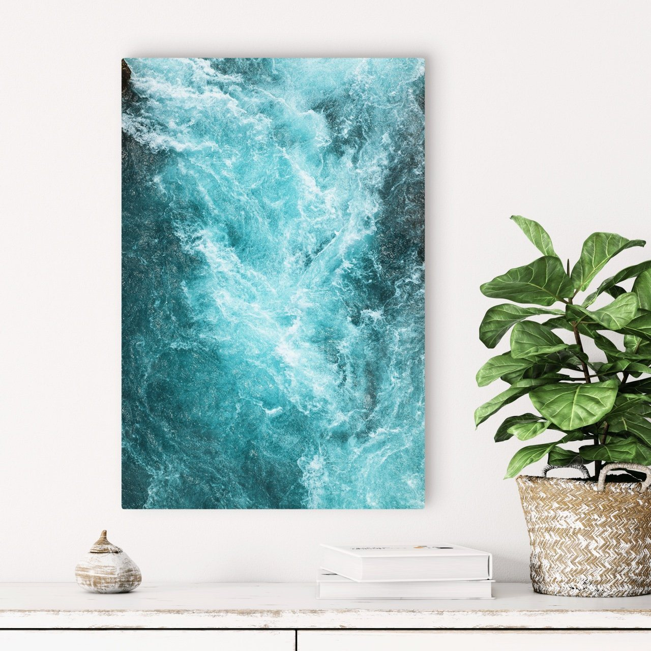 "Fine Art Prints - ""Torrent"" 