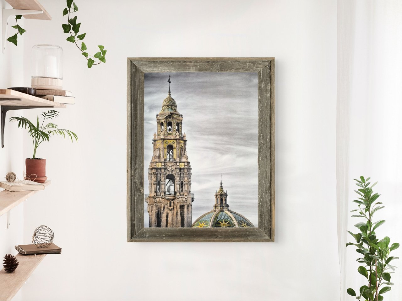 Fine Art Prints - Tower And Dome