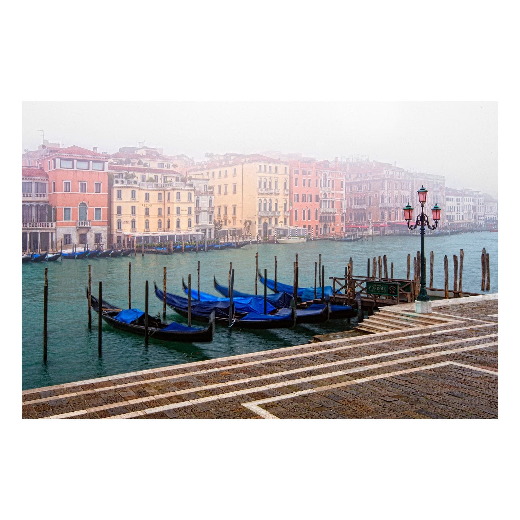 "Fine Art Prints - ""Venetian Mist"" 