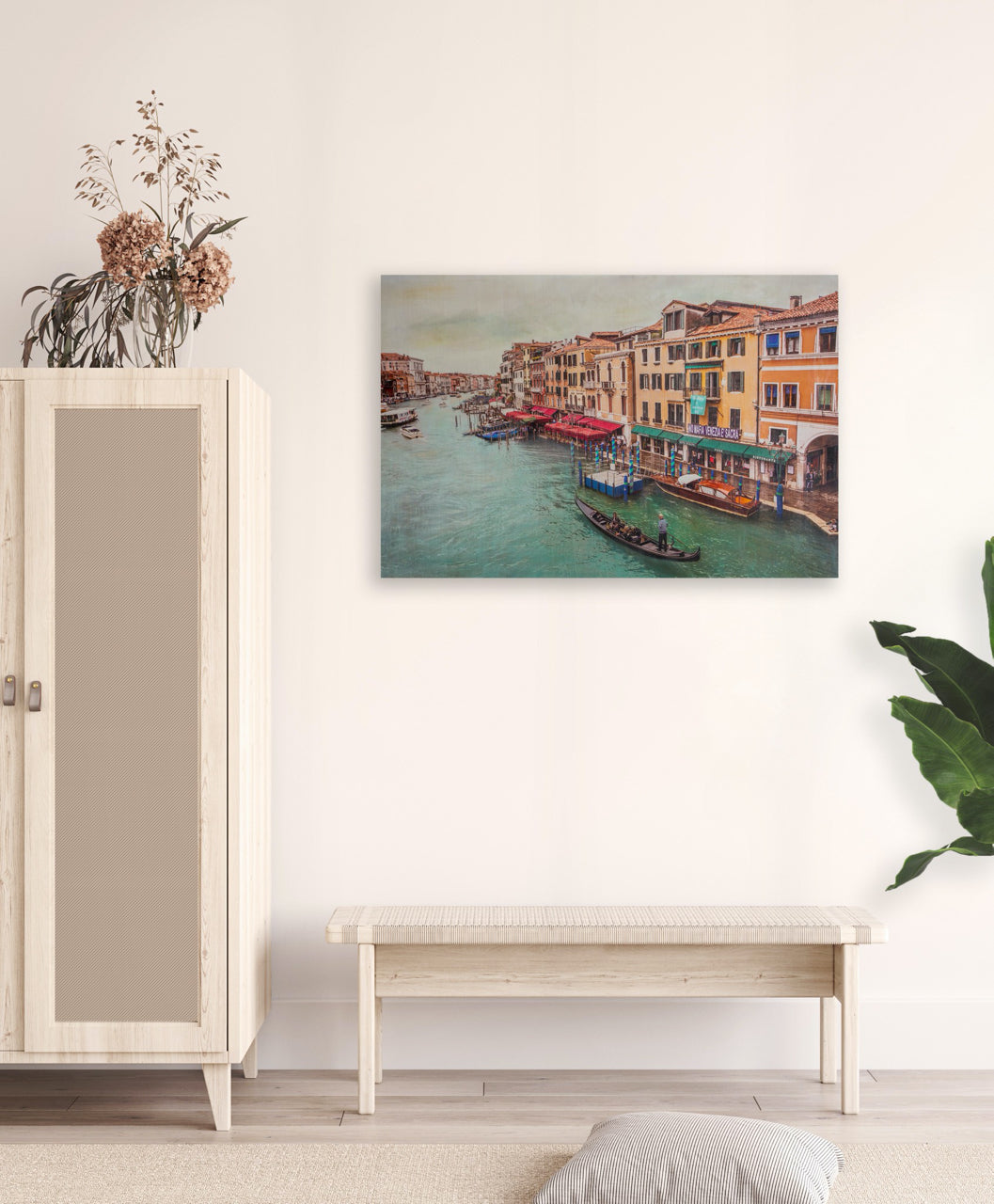 Fine Art Prints - View From The Rialto Bridge