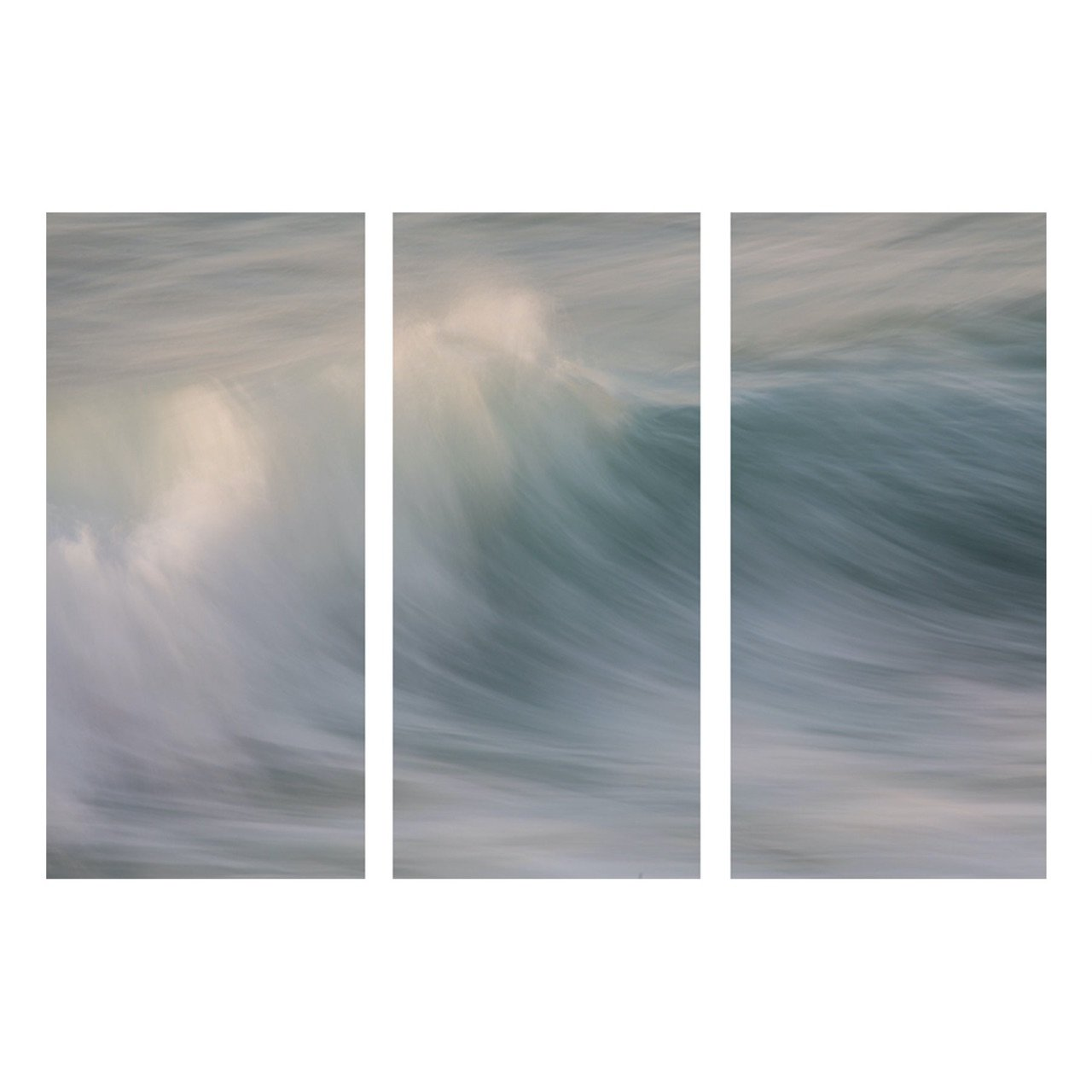 "Fine Art Prints - ""Wind Wave Triptych"" 