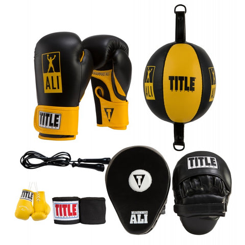 ALI YOUTH DOUBLE END BAG SET
