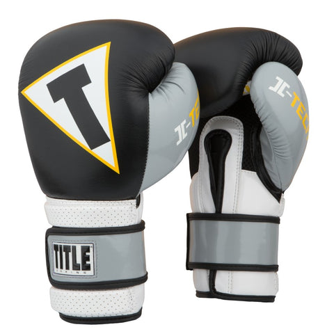 TITLE ICON I-TECH BAG GLOVES