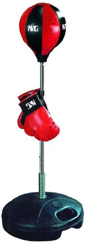 NSG Jr. Boxing Set – Includes Punching Ball & Kids Boxing Gloves