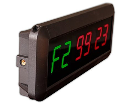 Basic sports timer countdown interval timer box drill on the