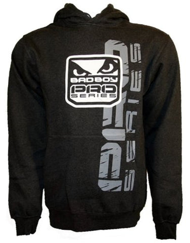 Bad Boy MMA Kids Pro Series Sweatshirt (Charcoal, Kids Small)