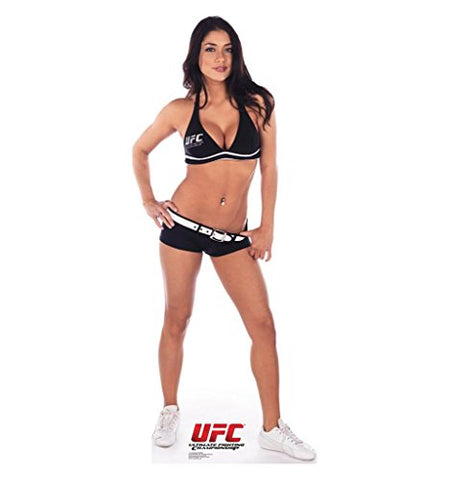 Arianny Celeste - UFC Octagon Ring Girl - Advanced Graphics Life Size Cardboard Standup