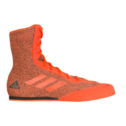 best service 803c5 ab2e3 adidas Box Hog 3 Plus Boxing Shoes, Electric Red, 9.5