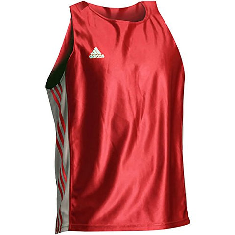 Adidas Amateur Boxing Tank Top - Red - X-Large