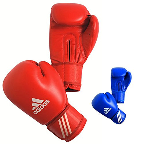 Adidas AIBA Head Gear Red X-Large