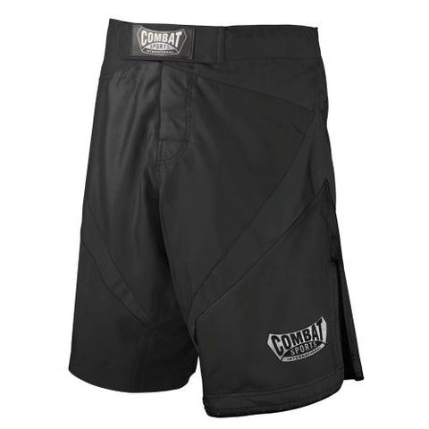 Combat Sports Fight MMA Boardshorts (Black, 34)