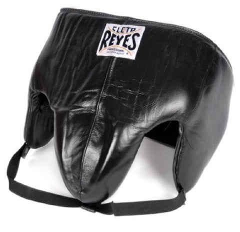 Cleto Reyes Kidney and Foul Protection Cup - Black (Medium)