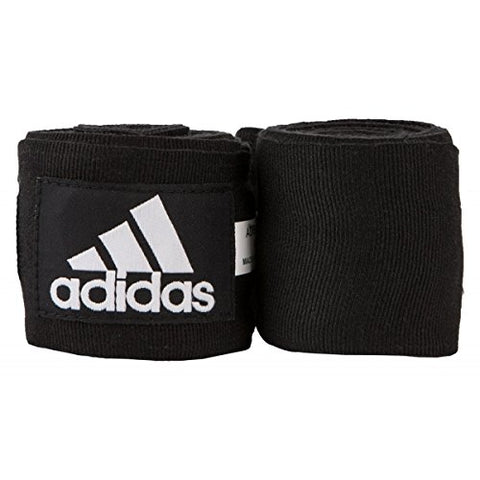 Adidas Super Stretch Hand wraps, Black