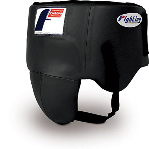 Fighting Sports Pro Protective Cup, Black, Medium