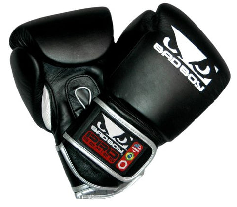 Bad Boy Pro Series Leather MMA Training Boxing Glove (14oz)