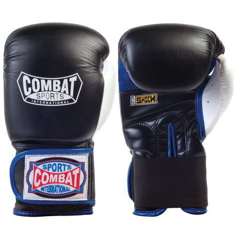 Combat Sports Boxing Gel Shock Super Bag Gloves (Large)