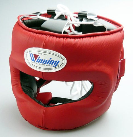 Winning Headgear Fg5000 (red, Medium)