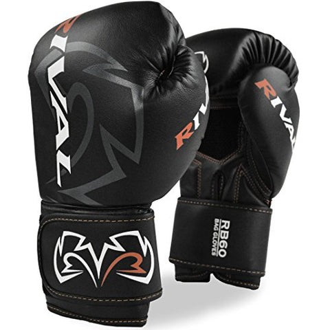 Rival Boxing Workout Bag Gloves-RB60 (Small)
