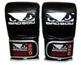 Bad Boy MMA Pro Series Bag Gloves, Black, Large