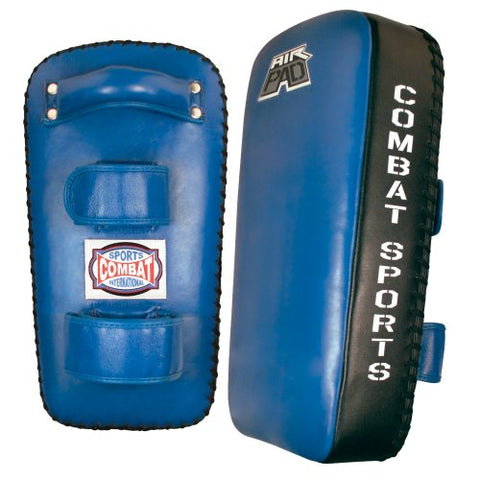 Combat Sports Muay Thai Kickboxing MMA Training Kick Punch Strike Shield Thai Pads (Pair)
