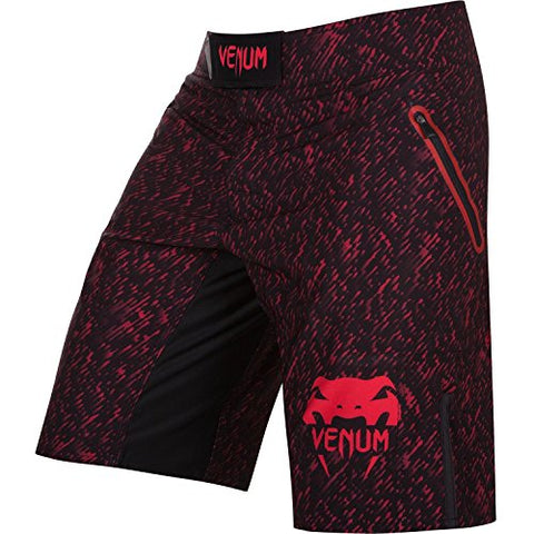 Venum Mens Noise Training Shorts, Red, X-Small