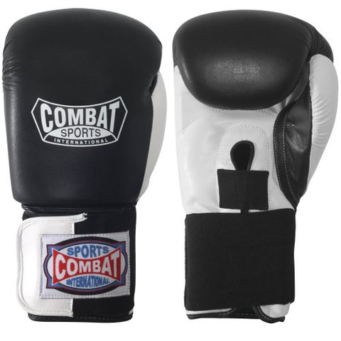 Combat Sports Boxing Sparring Gloves (16-Ounce)