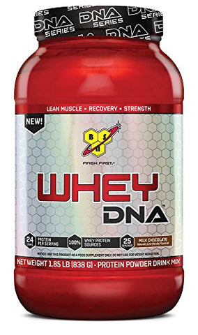 BSN WHEY DNA, Milk Chocolate, 1.85lb (25 servings)