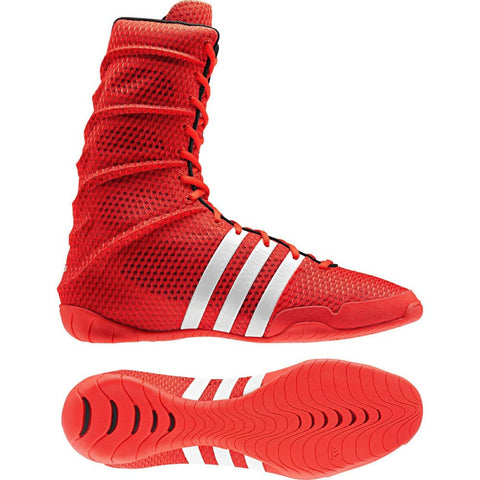 Adidas adiPOWER Boxing Shoes - Sweet Science Boxing - 1