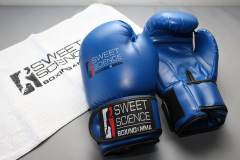 Sweet Science Boxing Kids Boxing Gloves - Blue - Sweet Science Boxing - 1