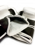 Sweet Science Boxing Hybrid Training Gloves - White/Black - Sweet Science Boxing - 2