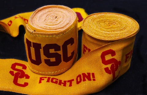 USC Boxing Hand Wraps *Officially Licensed*
