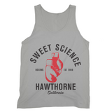 Sweet Science Boxing Men's Tank Top: Throwback - Sweet Science Boxing - 3