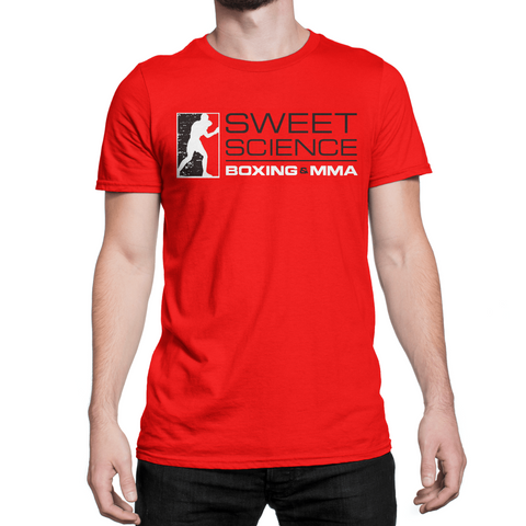 Sweet Science Boxing Men's T-Shirt: The Original - Sweet Science Boxing - 1