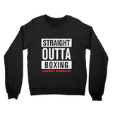 Sweet Science Boxing Men's Sweater: Straight Outta Boxing - Sweet Science Boxing - 2