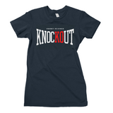 Sweet Science Boxing Women's Tee: Knockout - Sweet Science Boxing - 2